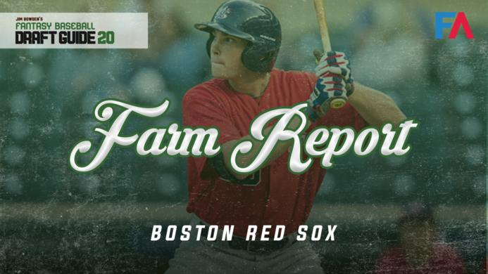 2020 MLB Draft Guide: Farm Report: Boston Red Sox Cover Image