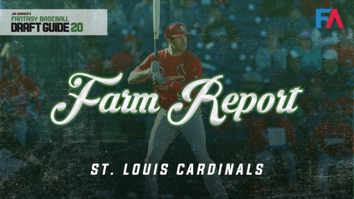 2020 MLB Draft Guide: Farm Report: St. Louis Cardinals
