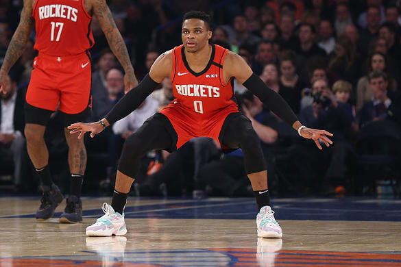 NBA DFS Example Lineups: March 10