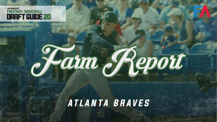 2020 MLB Draft Guide: Farm Report: Atlanta Braves