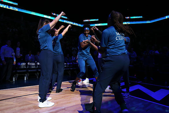 Minnesota Lynx Offseason Breakdown