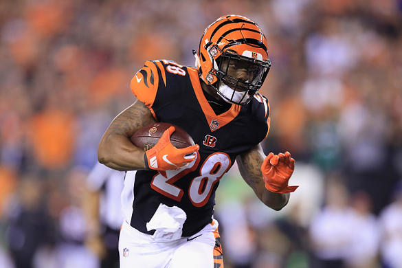 Fantasy Football: Updated Top 20 RB for 2020