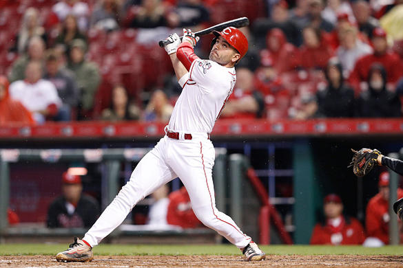 2020 MLB Draft Guide Player Profile: Joey Votto