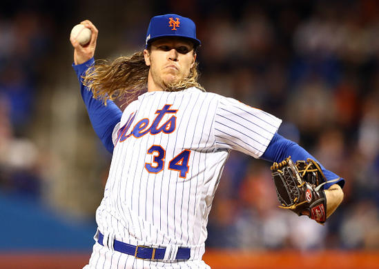 Fantasy Baseball Hot Corner - Noah Syndergaard Injury Reaction