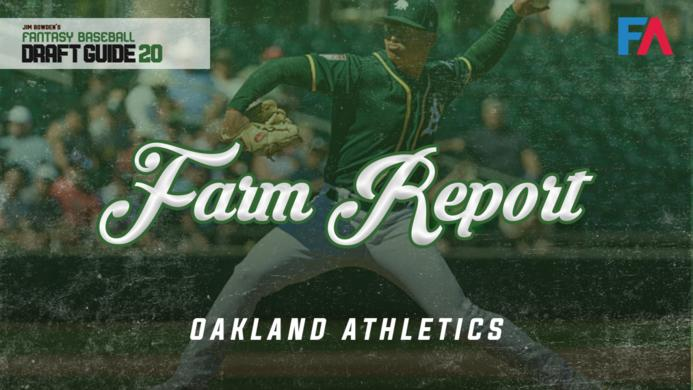 2020 MLB Draft Guide: Farm Report: Oakland Athletics (Free Preview)