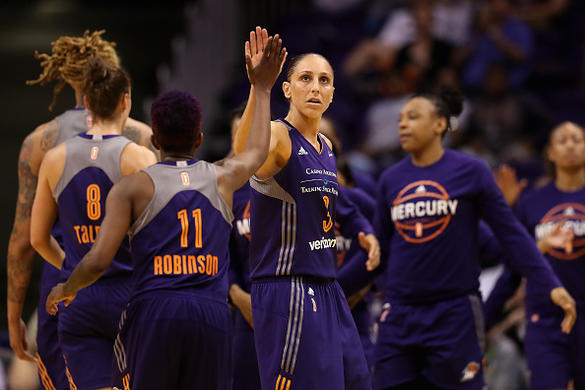 Phoenix Mercury Offseason Breakdown