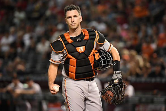 2020 MLB Draft Guide Player Profile: Buster Posey