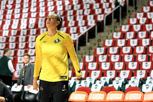 Seattle Storm Offseason Breakdown