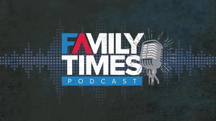 FAmily Times Podcast - Teaching Fensty To Cook...And Baseball