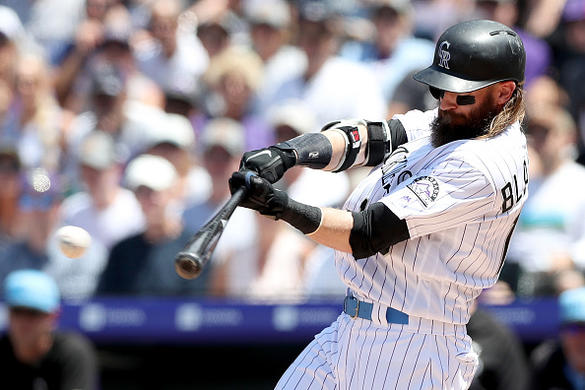 2020 MLB Draft Guide Player Profile: Charlie Blackmon