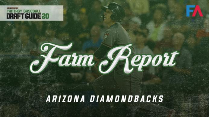 2020 MLB Draft Guide: Farm Report: Arizona Diamondbacks