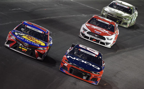 NASCAR DFS: Alsco 500 Playbook