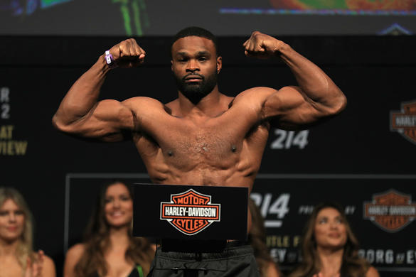 MMA DFS Playbook: UFC Fight Night: Woodley vs Burns