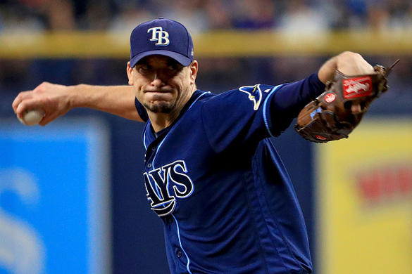 2020 MLB Draft Guide Player Profile: Charlie Morton