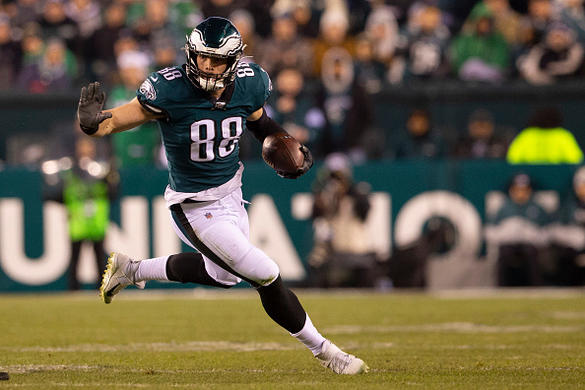 Fantasy Football TE Preview: Dynasty Tight Ends to Sell - Part Two