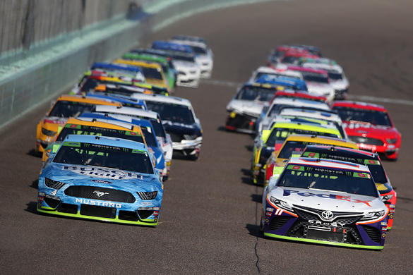 NASCAR DFS: Dixie Vodka 400 Example Lineups