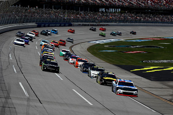 NASCAR DFS: Unhinged 300 Playbook & Example Lineups