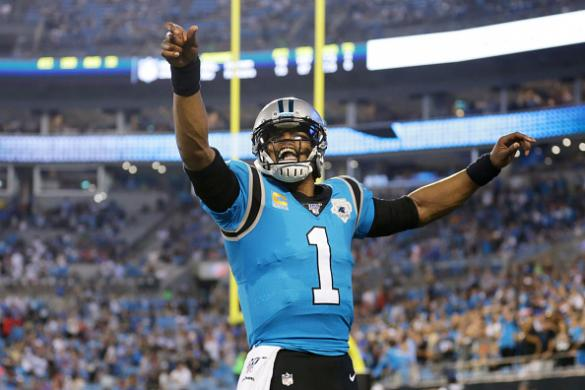 Fantasy Football QB Preview - Cam Newton Signs with the Patriots