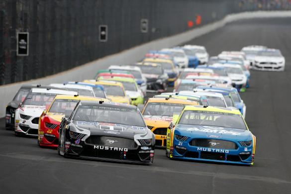 NASCAR DFS: Big Machine Hand Sanitizer 400 Example Lineups Cover Image