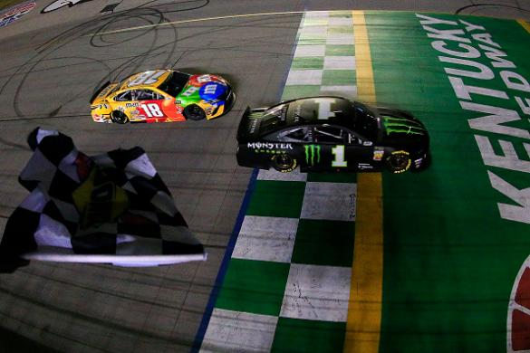NASCAR DFS Podcast: Quaker State 400 Preview