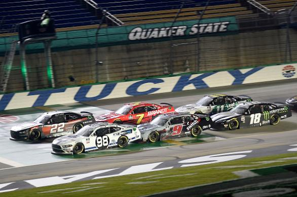 NASCAR DFS: Alsco 300 Playbook & Example Lineups