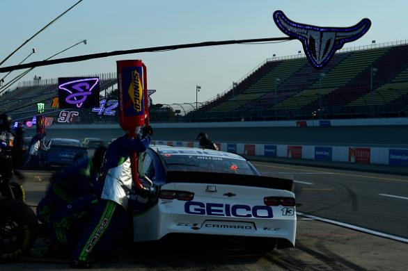NASCAR DFS: Consumers Energy 400 Playbook