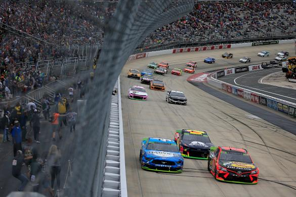 NASCAR DFS Podcast: Drydene 311 Preview