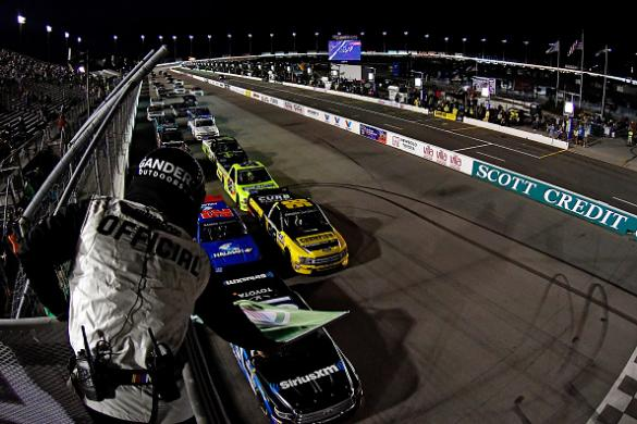 NASCAR DFS: CarShield 200 Playbook & Example Lineups