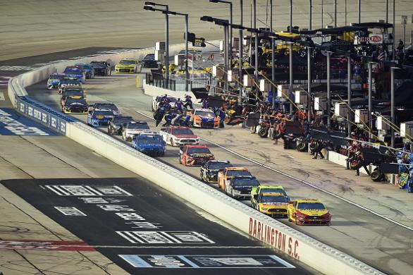 NASCAR DFS: Southern 500 Playbook