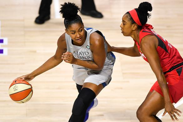 WNBA DFS Playbook: September 10