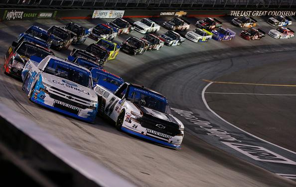 NASCAR DFS: UNOH 200 Playbook & Example Lineups