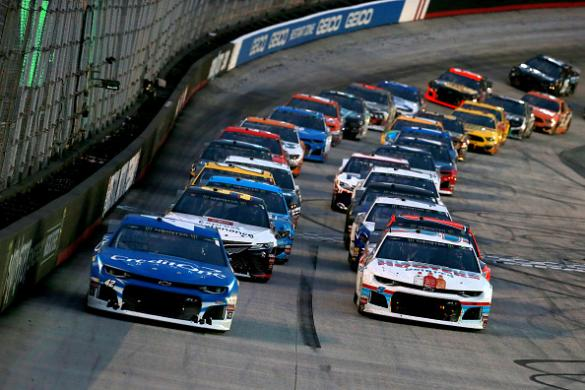NASCAR DFS: Bass Pro Shops Night Race Example Lineups Cover Image