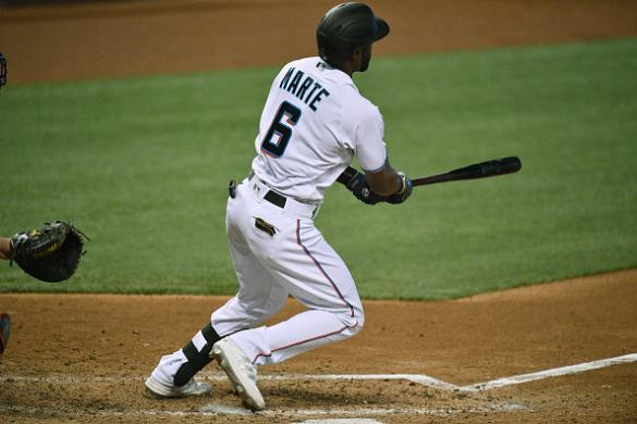 MLB DFS Example Lineups: September 22