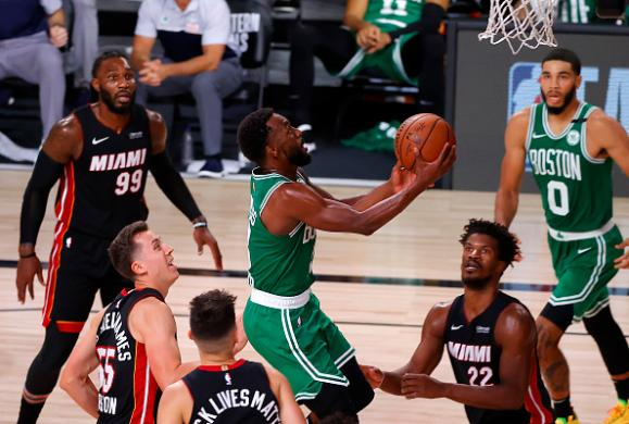 NBA DFS Write-Up: Celtics vs Heat Showdown Slate Game 4