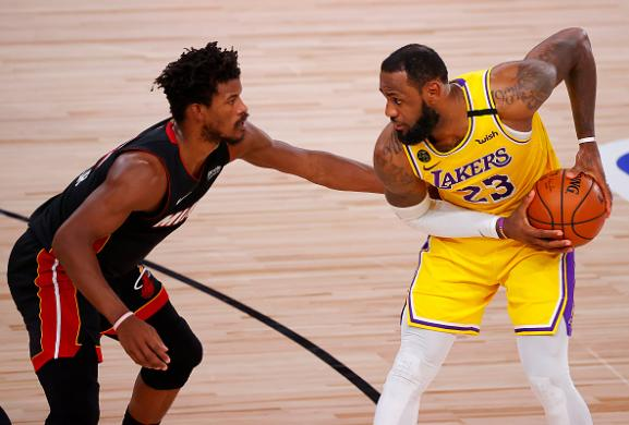 NBA DFS Showdown Write-Up: Heat vs Lakers Game 5