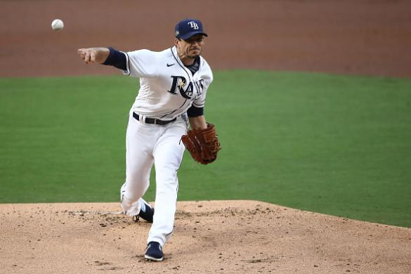 MLB DFS Showdown Slate: World Series Game 3