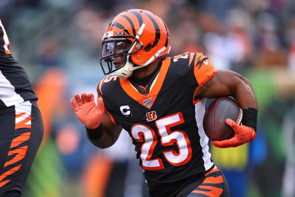 NFL DFS Example Lineups: Week 7