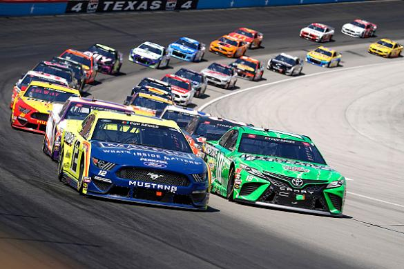 NASCAR DFS: Autotrader Echopark Automotive 500 Playbook