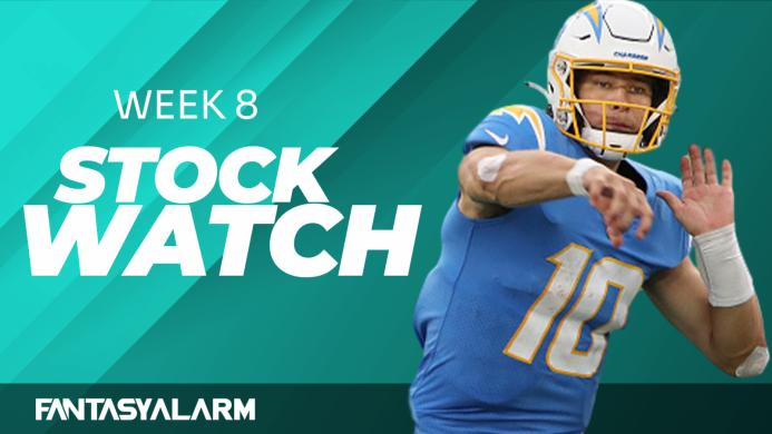 Fantasy Football Stock Watch: Week 7 (Video)