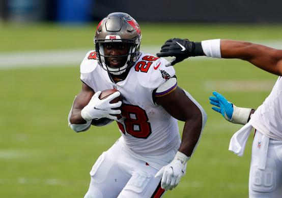 Fantasy Football Running Back Handcuff Report: Week 8