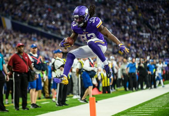 NFL DFS Example Lineups: Week 11