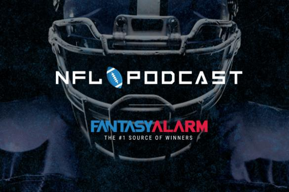 Fantasy Football DFS Podcast: Week 12