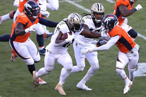 Fantasy Football Outlook: Time to Worry About Alvin Kamara?
