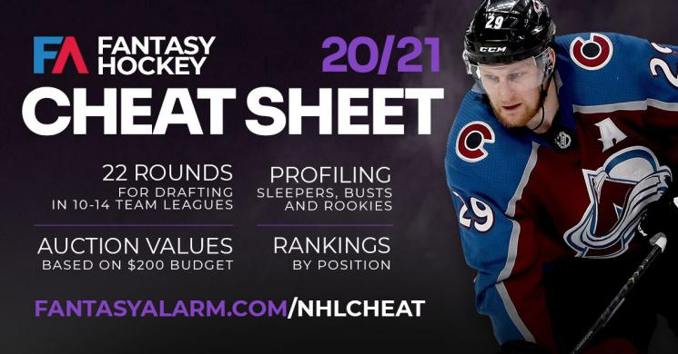 2020 Fantasy Hockey Draft Guide: Ultimate Cheat Sheet - Download 2020 Fantasy Hockey Draft Guide: Ultimate Cheat Sheet for FREE - Free Cheats for Games