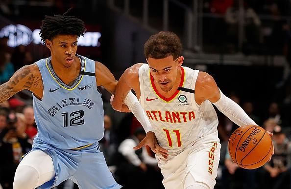 NBA DFS Saturday Showdown: Hawks vs Grizzlies