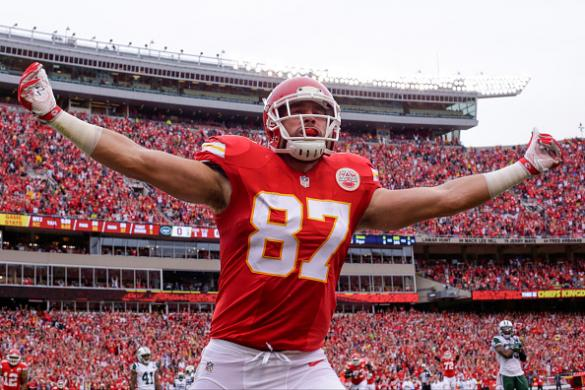 NFL Playoffs DFS: Browns/Chiefs Showdown Slate