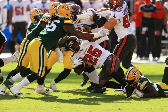 NFL Playoffs DFS: Packers/Buccaneers Showdown Playbook
