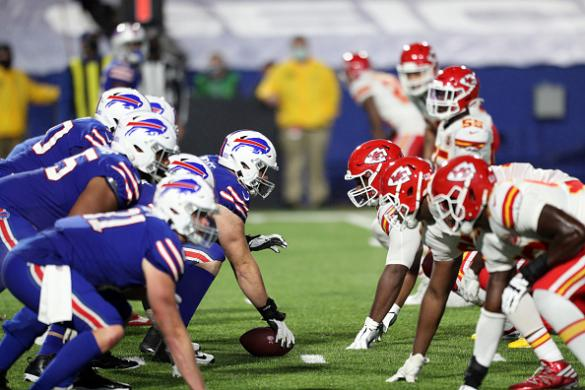 NFL Playoffs DFS: Chiefs/Bills Showdown Playbook