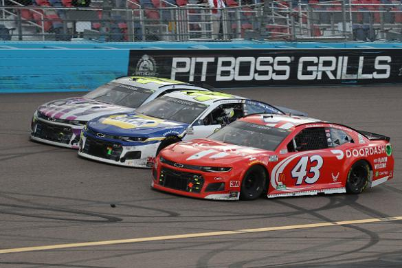 2021 NASCAR DFS Coverage Letter