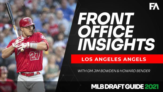 2021 MLB Draft Guide: Front Office Insights: Los Angeles Angels